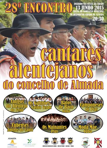 cartaz 28º encontro - 13-6-2015. Cortesia da Organização PNG