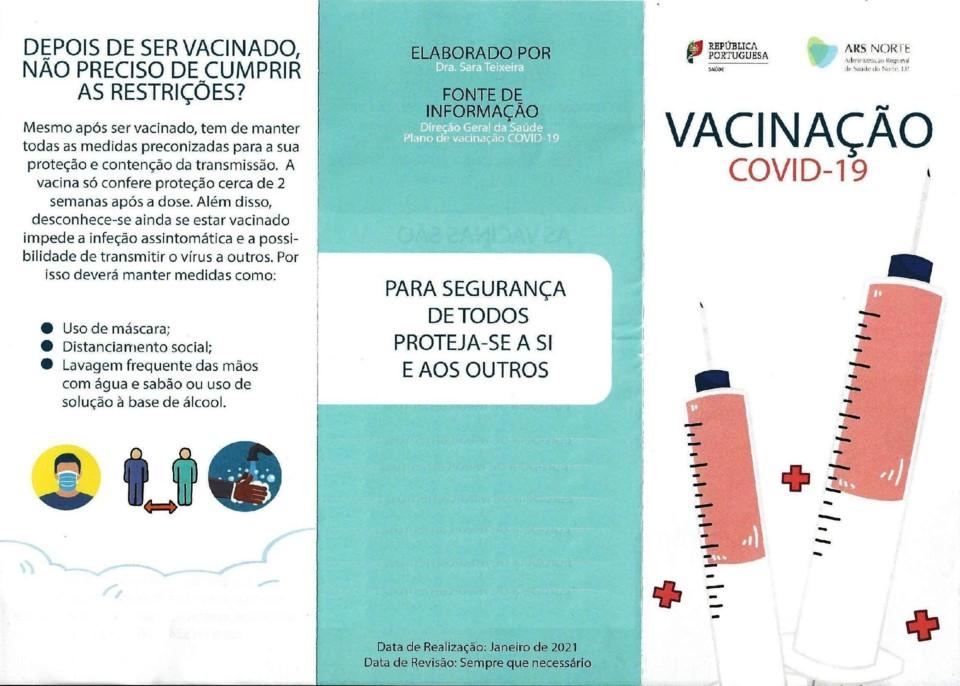 Vacinação Covid-19 - 2