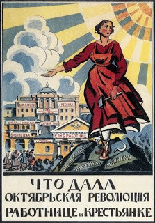 dia da mulher russo