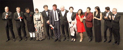 Un Certain Regard winners © FDC - Thomas Leibreic