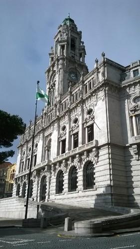 Porto - Câmara Municipal 1