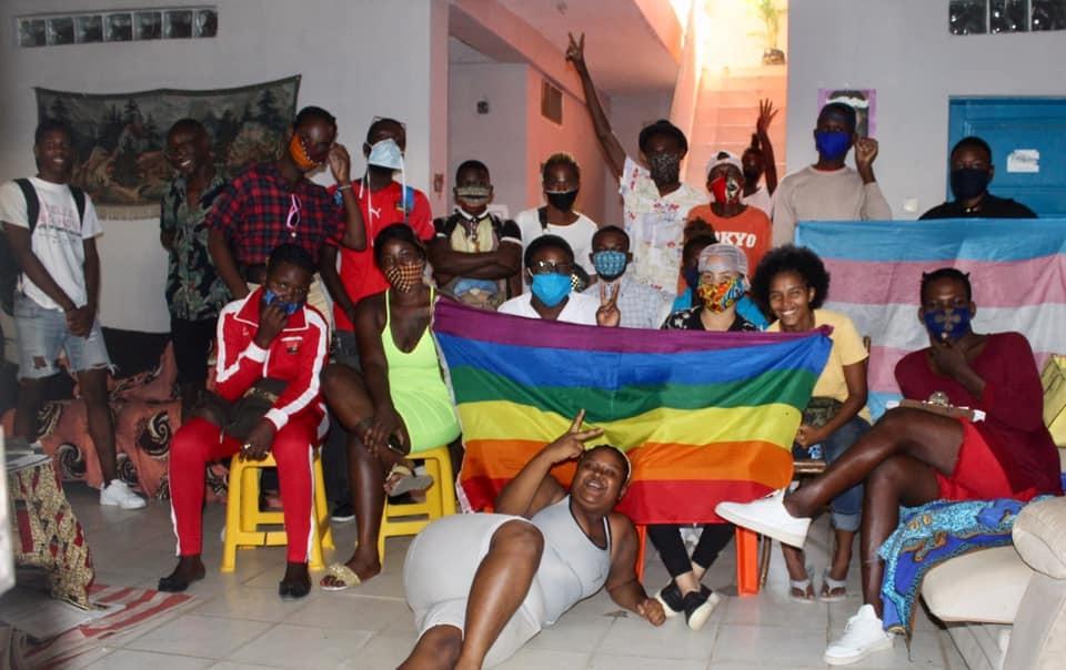 Encontro dos Movimentos LGBTIQ+- Capacitação e l