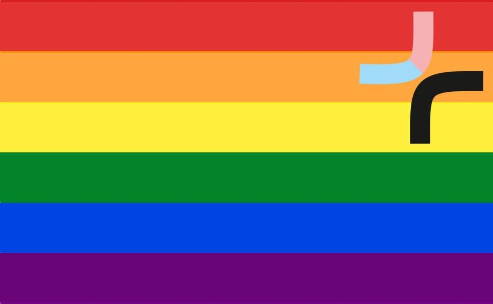 Bandeira LGBTIQ+