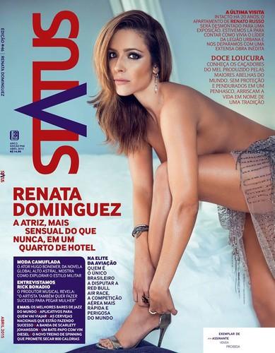 Renata Dominguez capa