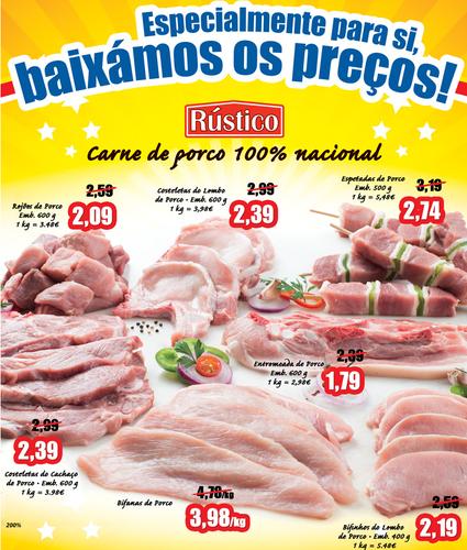 Novos Preços Carnes LIDL