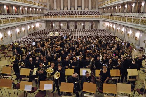 B2 e B4 Jovem Orquestra Portuguesa konzerthaus ber
