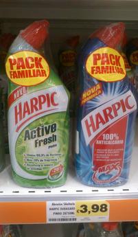 Harpic a 1€