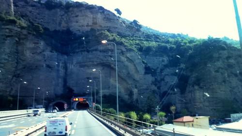 Pontes e Tuneis - Italia / Transportes Alvaro Figueiredo
