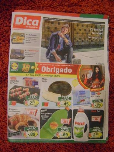 Folheto Lidl 05/09 a 11/09