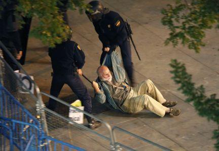 25 de Setembro em Madrid