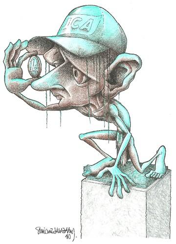 Paulo Sérgio, o Gollum