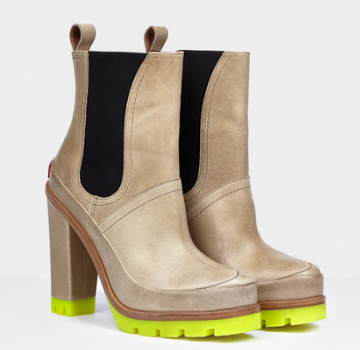 Hunter UK | Women's Original Neon High Heel Chelse