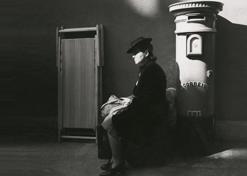 Correio. Marco 591, Lisboa (R. Kahan, 1940)
