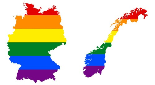 Germany Norway LGBT flag.jpg