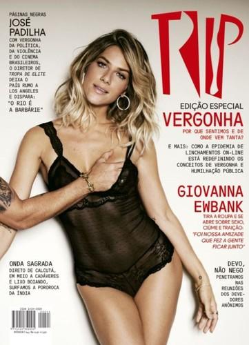 Giovanna Ewbank (capa n.º244-junho 2015)