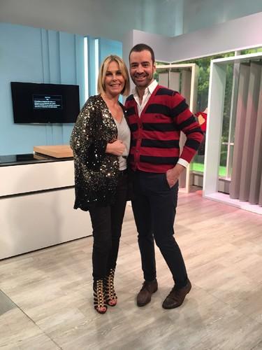 Sofia Carvalho e Nuno Matos Cabral no aniversário