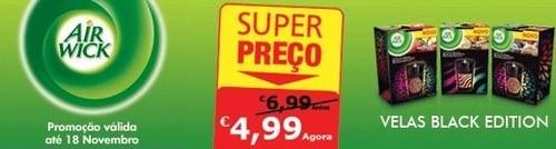 Super - Preço | CONTINENTE | Velas air-wick