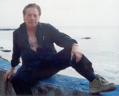 Nelson Camacho na ericeira