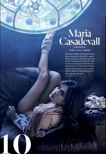 10.ª Maria Casadevall