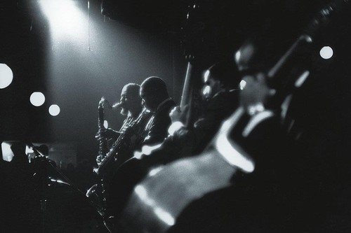Eric Dolphy and John Coltrane, 1961.jpg