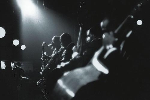 Eric Dolphy and John Coltrane, 1961.jpg