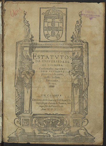 Estatutos da Universidade 1593.jpg