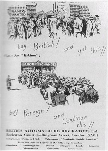Cartaz Inglês dos anos 30