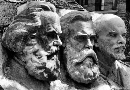 Marx Engels Lenine