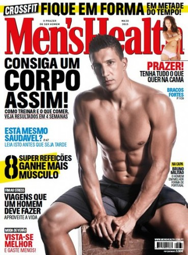 Men's Health Portugal – Nº 167 Maio (2015).jp