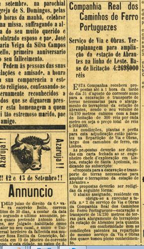 obras na estaçao 31 de agosto de 1881.png