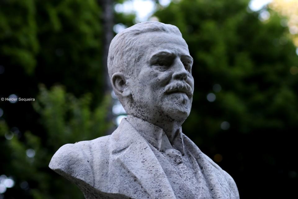 Lopo de Carvalho - primeiro diretor do Sanatório