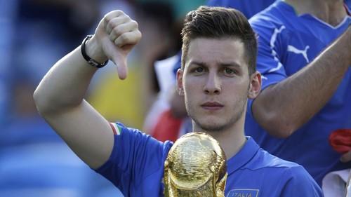 Italia fora do mundial