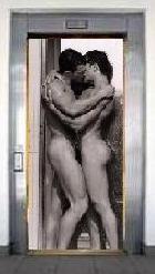 Gays no elevador
