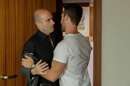Joaquim Horta e Rodrigo Trindade interpretam o casal gay de
