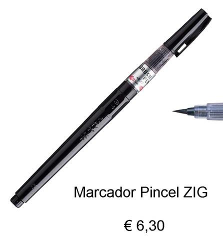 Marcador Pincel ZIG.bmp