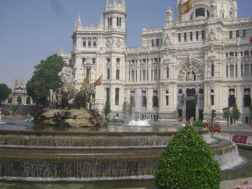 MADRID-PRAÇA CIBELES