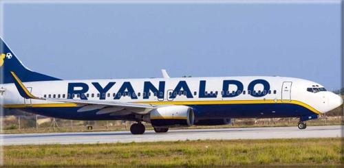Ryanair homenageia Ronaldo.png