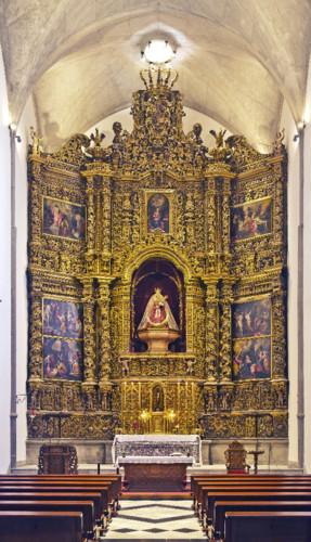 Catedral de Nuestra Señora de los Remedios. Retá