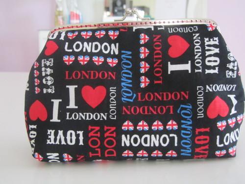 carteira Londres