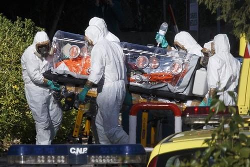 Ébola na Europa
