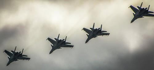 Rússia bombardeia alvos na Síria 30Set2015.jpg