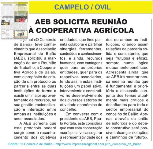 Cooperativa Agrícola de Baião e Adega Cooperativa do Gôve