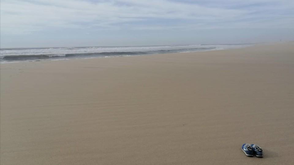 Praia da Barrinha de Esmoriz (Foto Original)