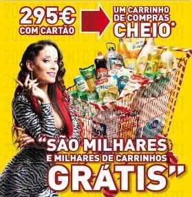 Carrinho Grátis Intermarché