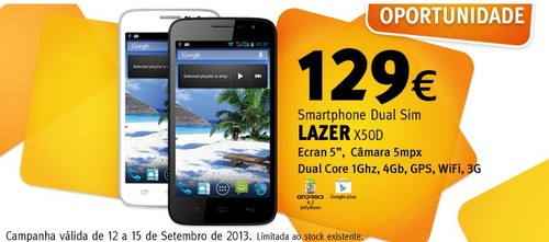 Lazer Smartphone 5