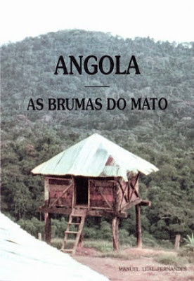 Angola - 'ANAnGOLA - AS BRUMAS DO MATO', de Manuel