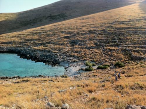Cabo Tainaro, Mani, Grécia