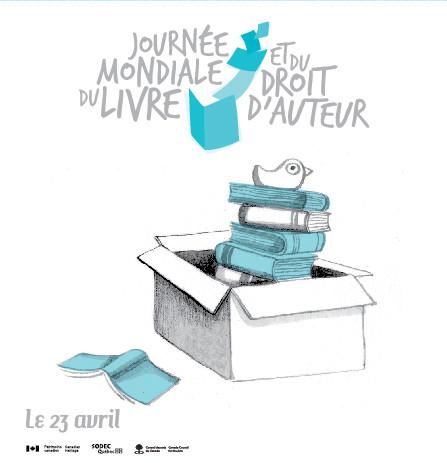 """Résultat de recherche d'images pour """"journée mondiale du livre et du droit d'auteur 2019"""""""