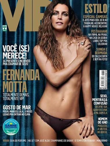 Fernanda Motta capa
