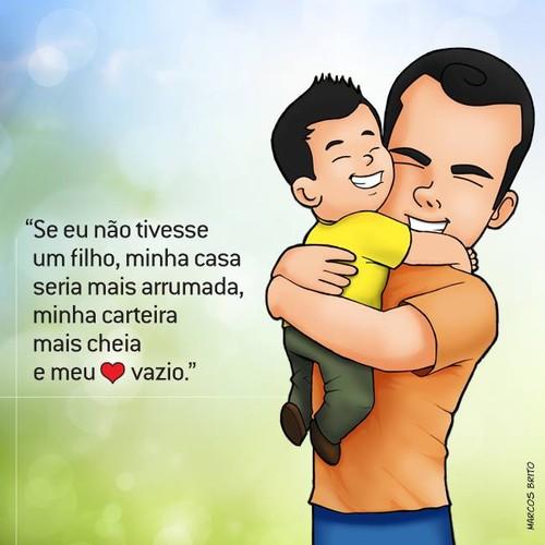 Frases Do Facebook Se Eu Não Tivesse Um Filho A Minha Casa Seria